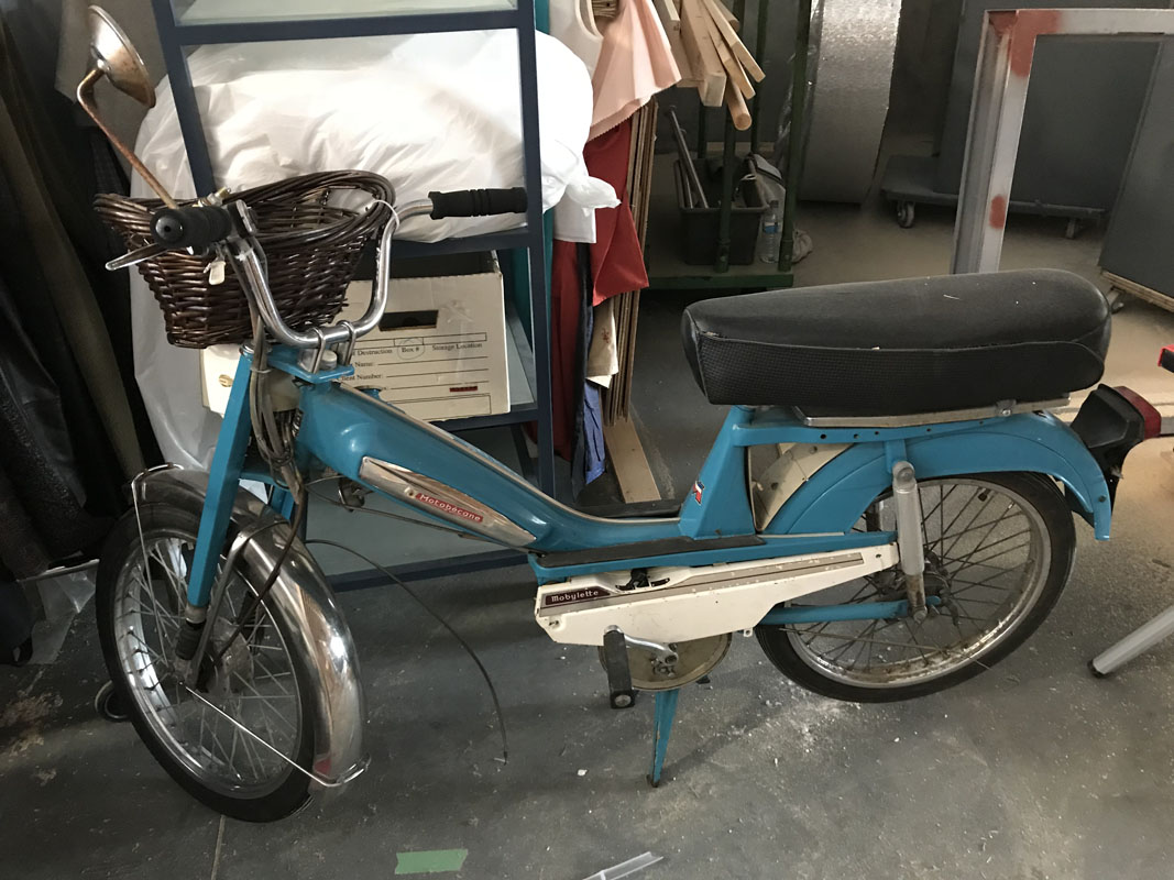 Moped 01 Image