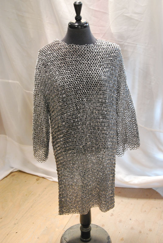 Mail tunic (long) Image