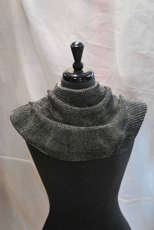 Neck cover (Gorget) 02 Image