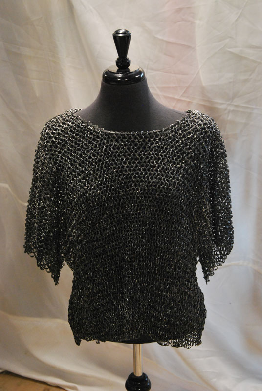 Mail tunic (short) Image