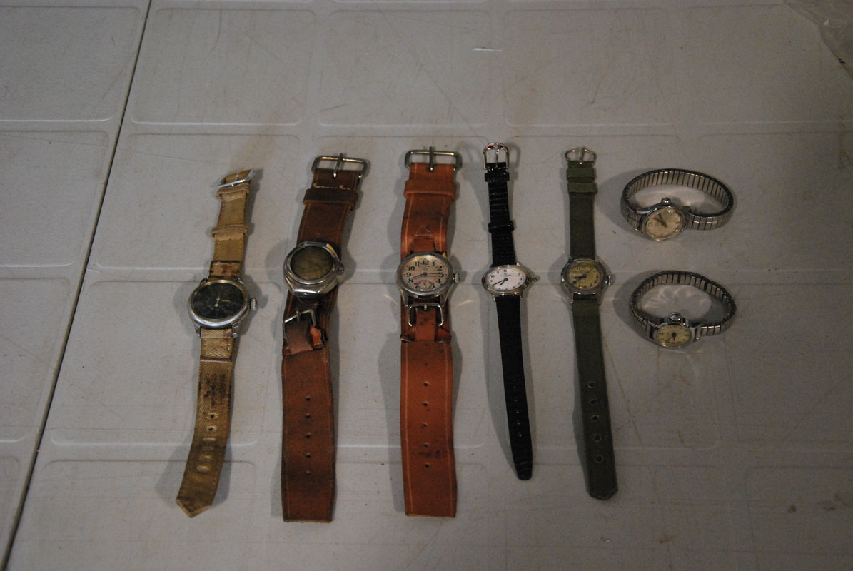 Vintage watches Image