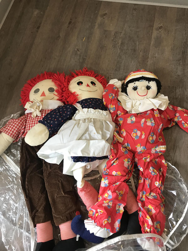 Cloth dolls Image
